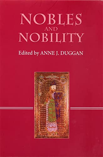 9780851158822: Nobles and Nobility in Medieval Europe: Concepts, Origins, Transformations