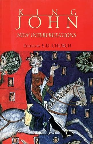 9780851159478: King John: New Interpretations