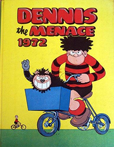 9780851160429: Dennis the Menace Annual 1972