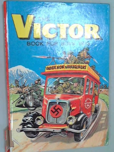 9780851160627: The Victor Book for Boys 1973 (Annual)