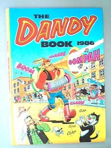 9780851163239: The Dandy Book: Annual 1986