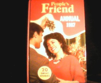 The People's Friend Annual 1987: various