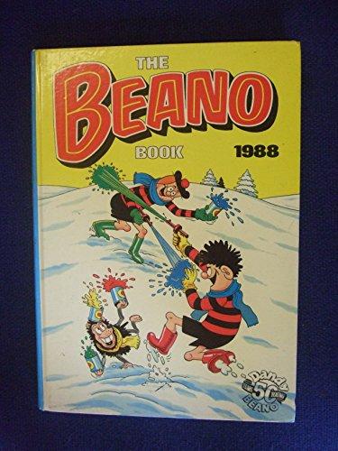 9780851163864: THE BEANO BOOK 1988 (ANNUAL)