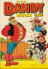 The Dandy Book 1989
