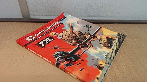 9780851164229: Commando Annual 1989