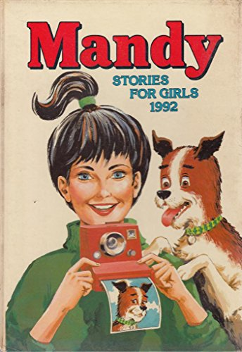 9780851165080: Mandy Stories for Girls 1992 (Annual)