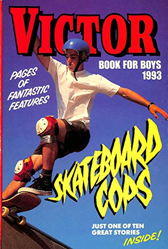 9780851165394: Victor Book for Boys 1993 (Annual)