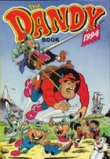 The Dandy Book 1994: Various:
