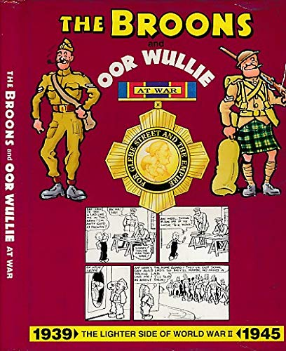 The Broons and Oor Wullie, 1939-1945