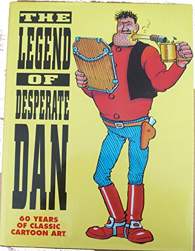 The Legend Of Desperate Dan: Dudley Watkins