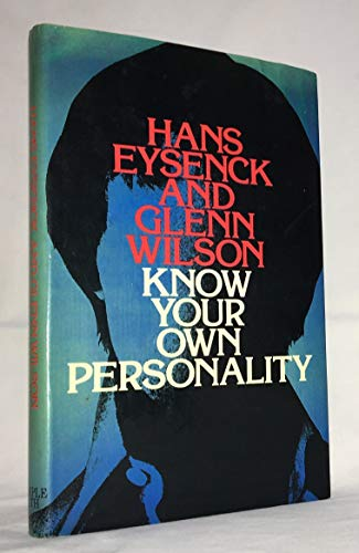 9780851170893: Know Your Own Personality