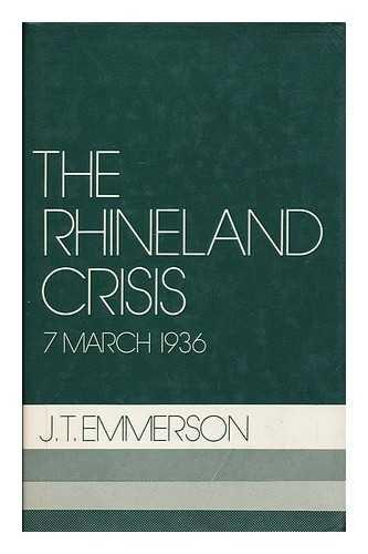 9780851170961: Rhineland Crisis, 7 March 1936
