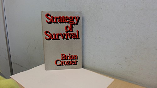 9780851171432: Strategy of Survival