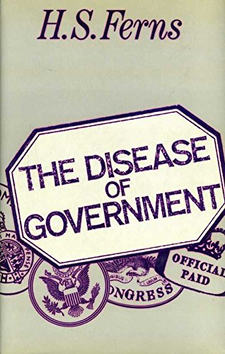 9780851171654: Disease of Government