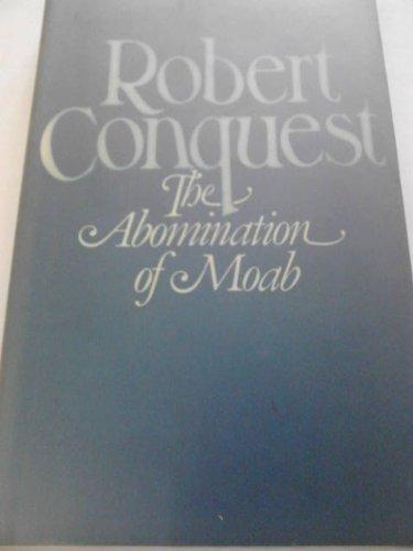9780851171708: Abomination of Moab