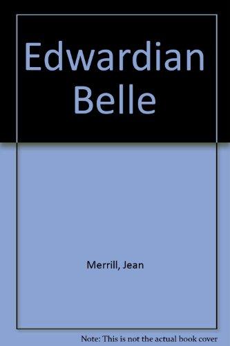 9780851190525: Edwardian Belle