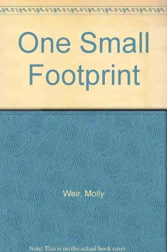 9780851191072: One Small Footprint