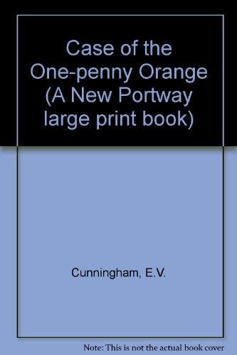9780851191409: Case of the One-penny Orange