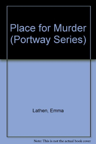 9780851191799: Place for Murder (Portway Series)
