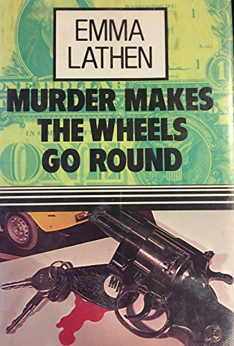 9780851191812: Murder Makes the Wheels Go Round (A New Portway large print book)