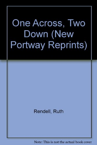 9780851193076: One Across, Two Down (New Portway Reprints)