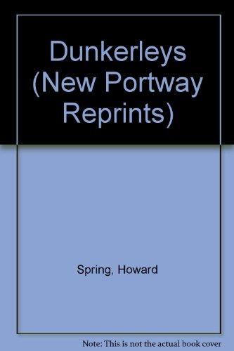 9780851193120: Dunkerleys (New Portway Reprints)