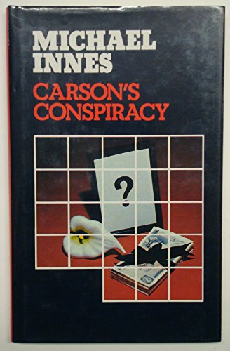 9780851193212: Carson's Conspiracy (New Portway Reprints)