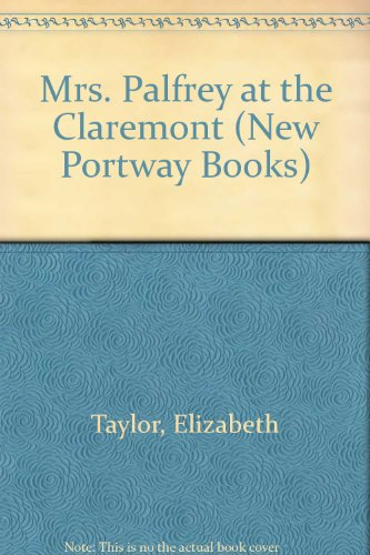 9780851193359: Mrs. Palfrey at the Claremont (New Portway Books)