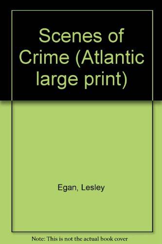 9780851195841: Scenes of Crime