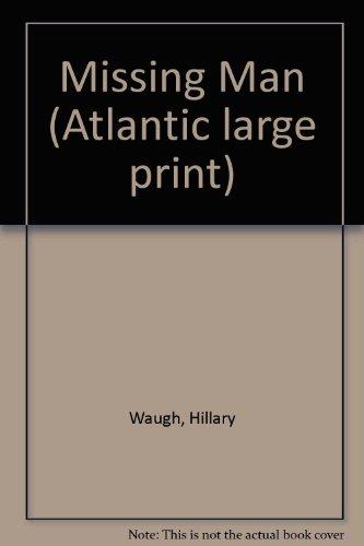 9780851196671: Missing Man (Atlantic large print)