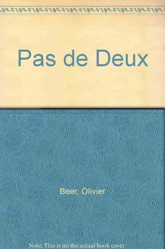 9780851197326: Pas de Deux (A Lythway book)