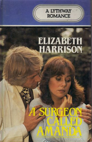 9780851199719: A Surgeon Called Amanda (Large Print)