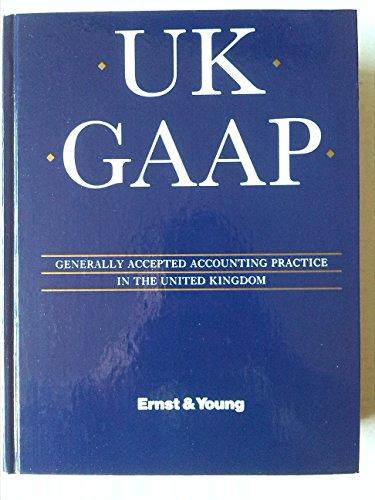 9780851214856: UK GAAP