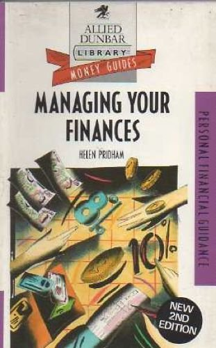9780851216492: Managing Your Finances