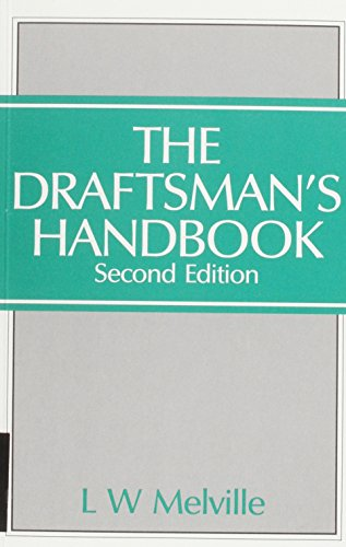 9780851216904: Draftsman's Handbook, The (Drafting)