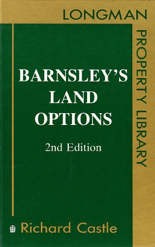 9780851217093: Barnsley's Land Options (Practitioner Series)