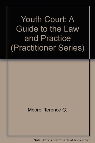 9780851217871: Youth Court: A Guide to the Law and Practice (Longman Practitioner Series)