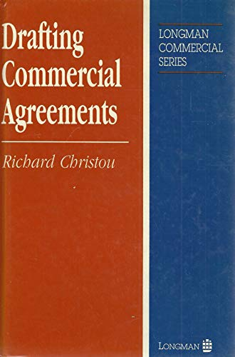 9780851219073: Drafting Commercial Agreements