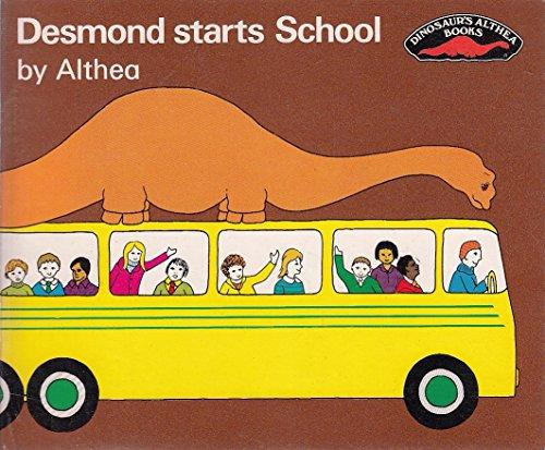 9780851223483: Desmond Starts School