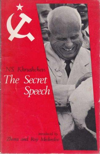 9780851241494: The Secret Speech