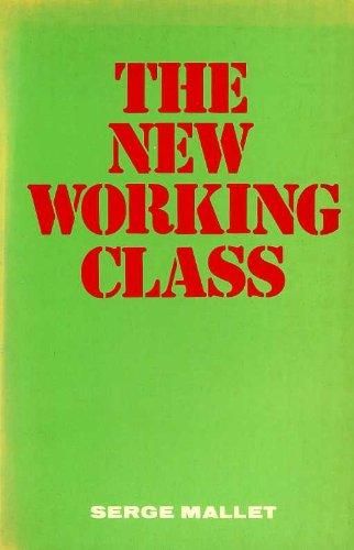 9780851241937: New Working Class