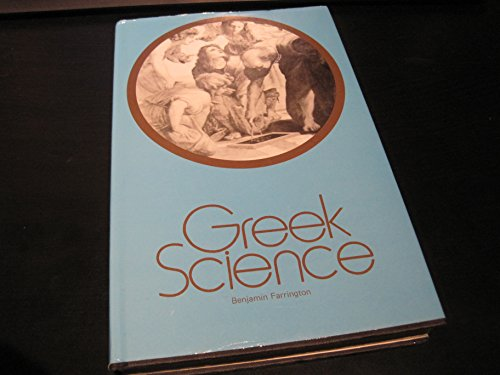 9780851242873: Greek Science