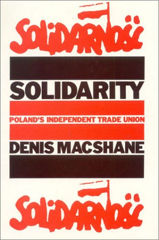 9780851243191: Solidarity: Poland's Independent Trade Union