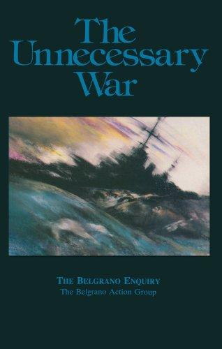 9780851244655: Unnecessary War: