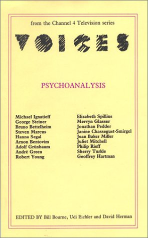 9780851244914: Voices: Psychoanalysis (The Voices)