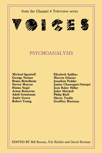 9780851244921: Voices: Psychoanalysis