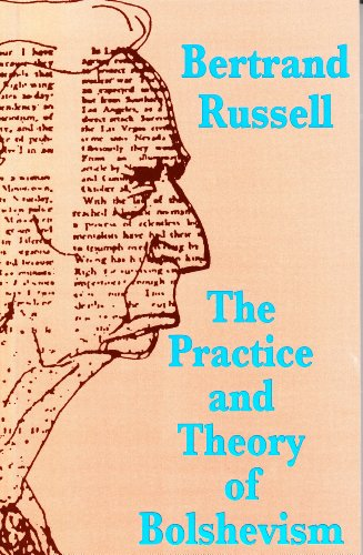 9780851245416: The Practice and Theory of Bolshevism