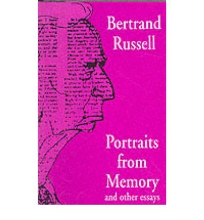 9780851245812: Portraits from Memory and Other Essays