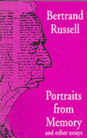 9780851245829: Portraits from Memory and Other Essays