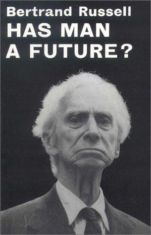 9780851246383: Has Man a Future?
